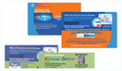 Crest whitening products direct mail